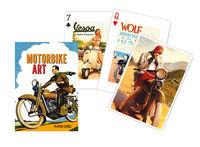 Karty Motorbikes 1 talia - brak