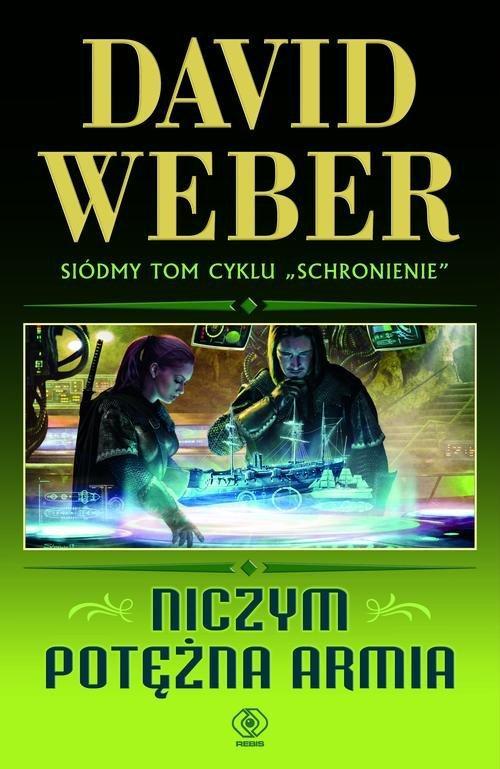 Niczym potężna armia Tom 7 - Weber David