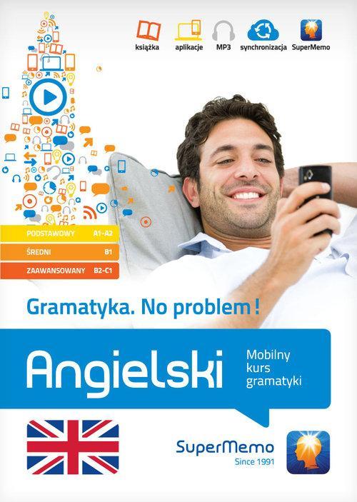 Gramatyka No problem! Angielski - Krzyżanowski Henryk