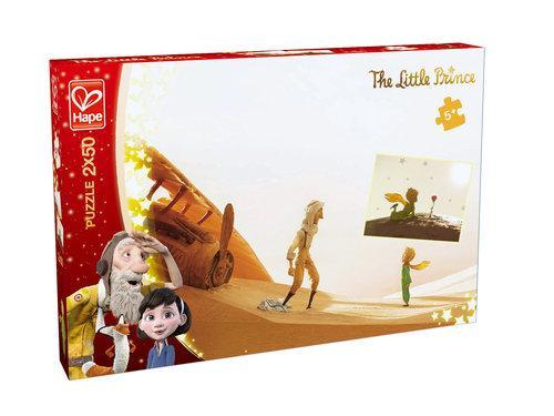 Puzzle Mały Książę Spotkanie 2x50