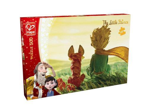Puzzle Mały Książę Przyjaźń 500
