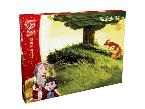 Puzzle Mały Książę Miłość 1000