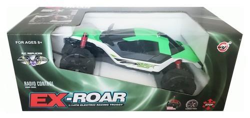 Samochód terenowy Ex-Roar zdalnie sterowany 33cm