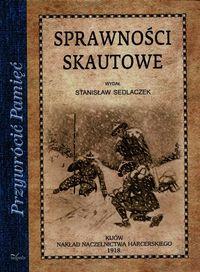 Sprawności skautowe - Sedlaczek Stanisław