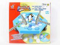 Pingwinki z młotkami