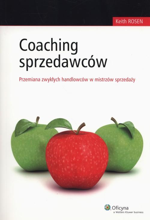 Coaching sprzedawców - Rosen Keith