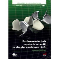 Porównanie technik napalania ceramiki na struktury metalowe i ZrO2