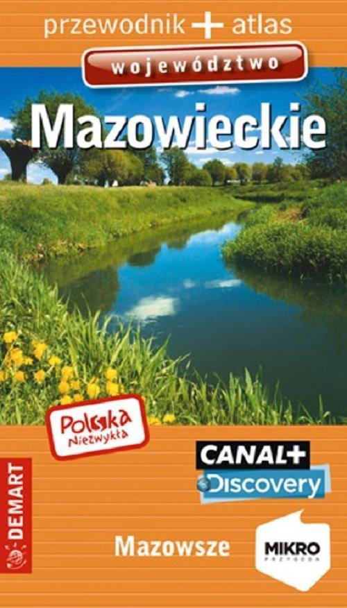 Mazowieckie województwo przewodnik