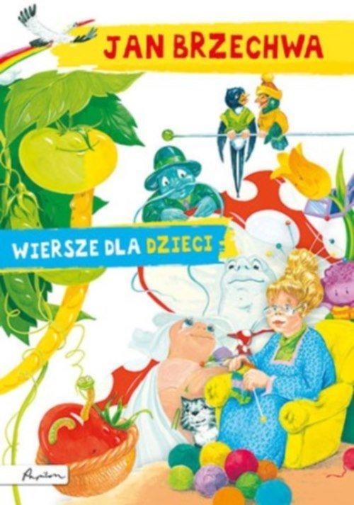 Jan Brzechwa Wiersze dla dzieci - Brzechwa Jan