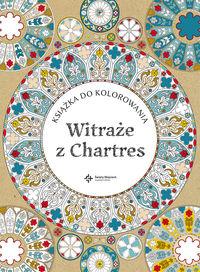 Witraże z Chartres