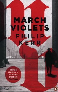 March Violets - Kerr Philip