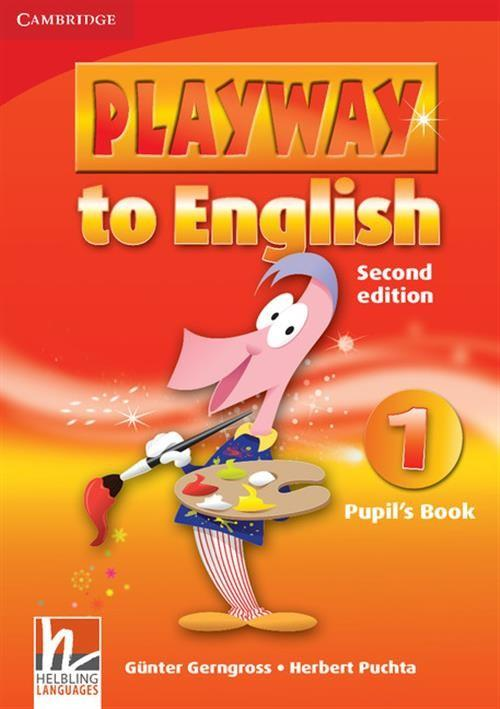 Playway to English 1 Pupil's Book - Gerngross Gunter, Puchta Herbert