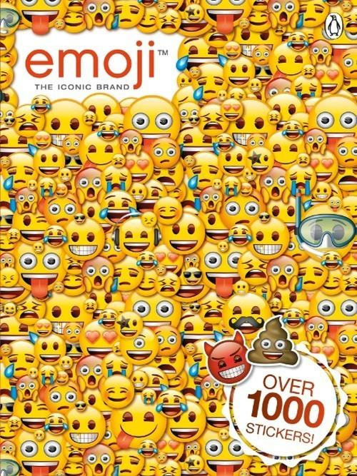 Emoji: Official Sticker Book - brak