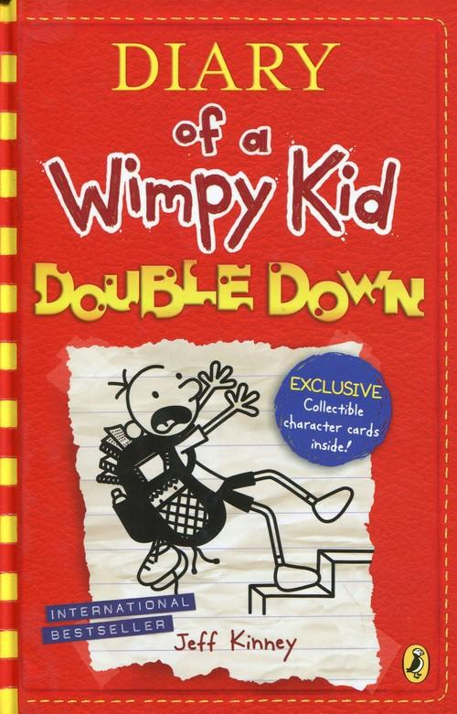 Double Down Diary of a Wimpy Kid - brak