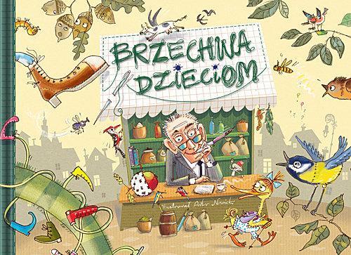 Brzechwa dzieciom - Brzechwa Jan