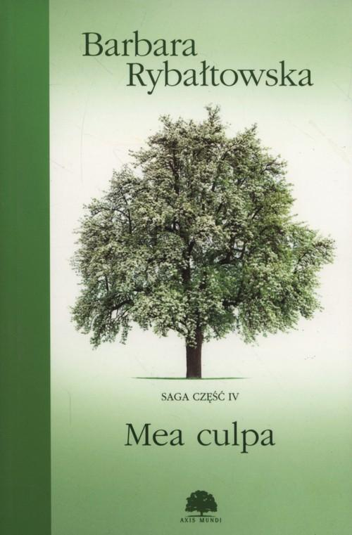 Mea Culpa - Rybałtowska Barbara