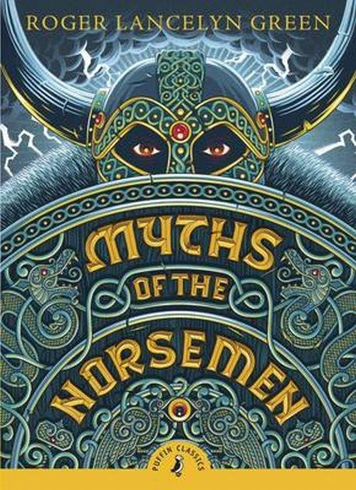 Myths of the Norsemen - green Roger, Langford Alan