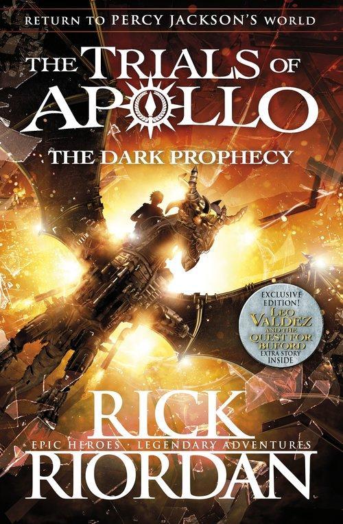 The Trials of Apollo The Dark Prophecy - Riordan Rick