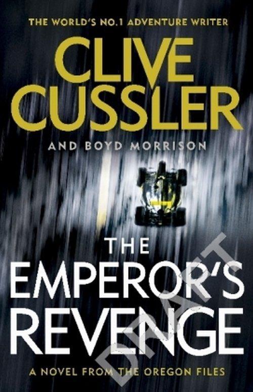 The Emperor's Revenge - Cussler Clive, Morrison Boyd