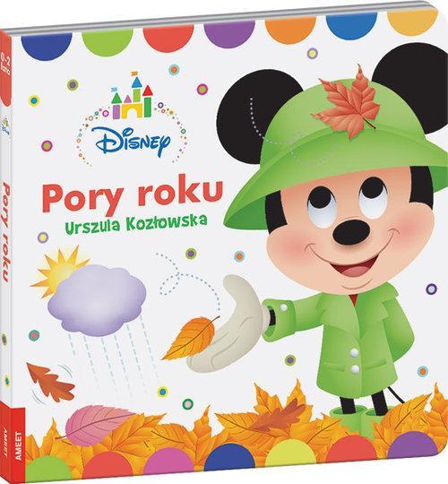 Disney Pory roku Mickey - Kozłowska Urszula