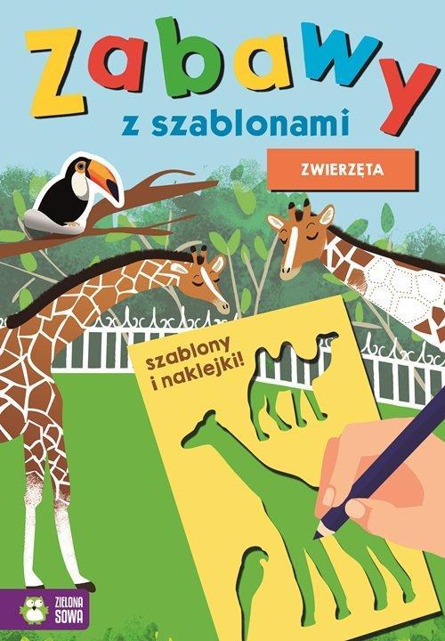 Zabawy z szablonami Zwierzęta - brak