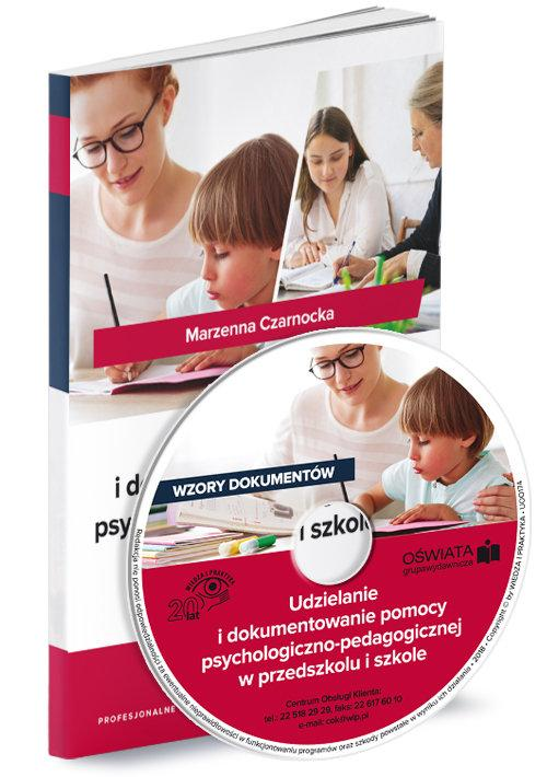 Udzielanie i dokumentowanie pomocy psychologiczno-pedagogicznej w przedszkolu i szkole