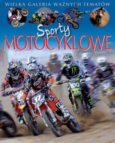 SPORTY MOTOCYKLOWE - DELAROCHE JACK