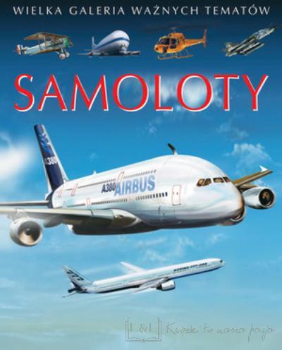 SAMOLOTY - BEAUMONT EMILLIE