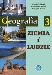 Geografia GIM KL 3. Podręcznik. Ziemia i ludzie (2011)