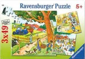 Puzzle 3x49 Życie i prawda w gospodarstwie