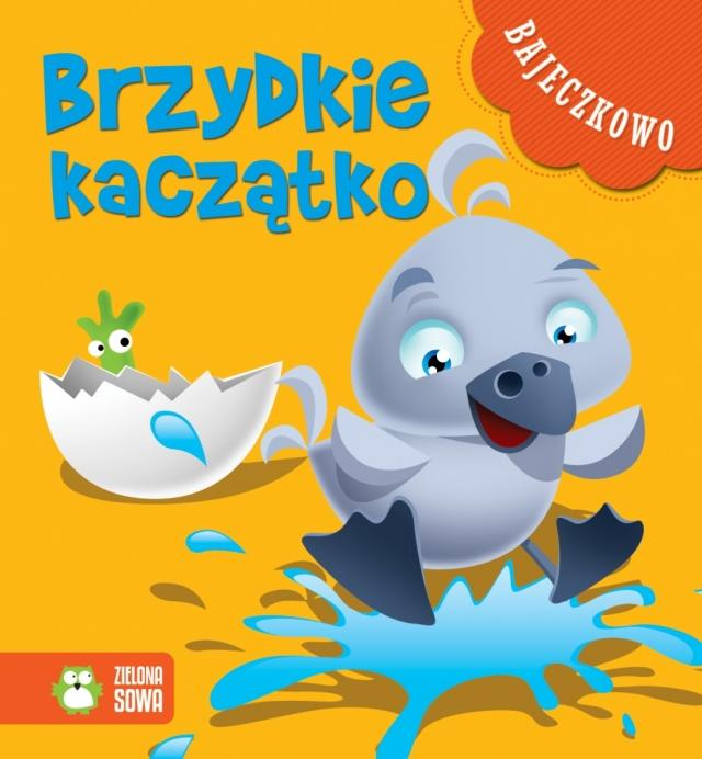 Bajeczkowo - Brzydkie kaczątko - PRACA ZBIOROWA