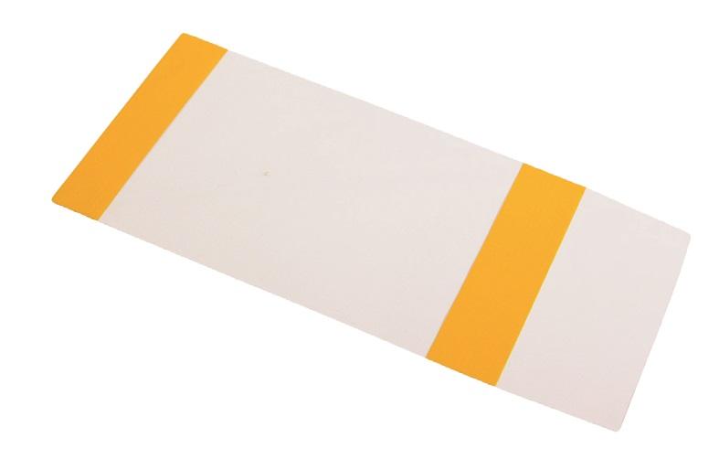 OKLADKA NA ZESZYT PVC Z REGULACJA X25 SZT 24,50 X 43,00 OR-4 302-0090-99