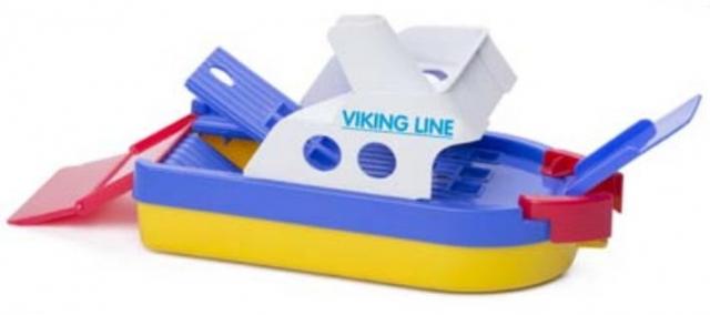 Viking Toys Jumbo. Statek mix
