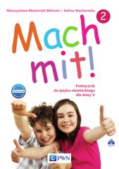 Mach mit ! 2 Nowa edycja. Podręcznik do języka niemieckiego dla klasy 5. - P
