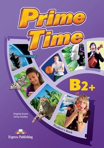 Prime Time B2+ (SB+St.CDs) - Evans Virginia